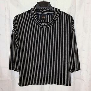 W5 3/4 Sleeve Top, Size M